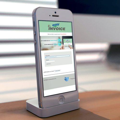 easyInvoice Website