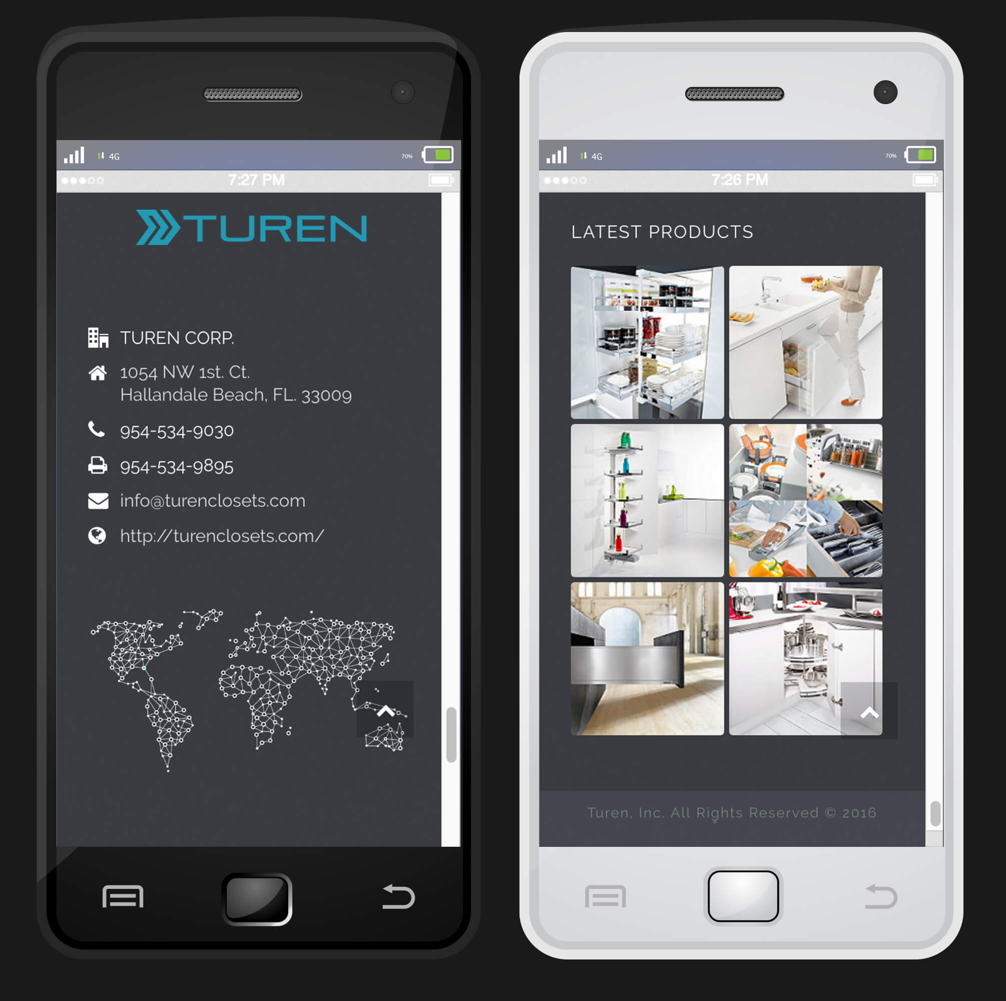 Turen Doors and Closets